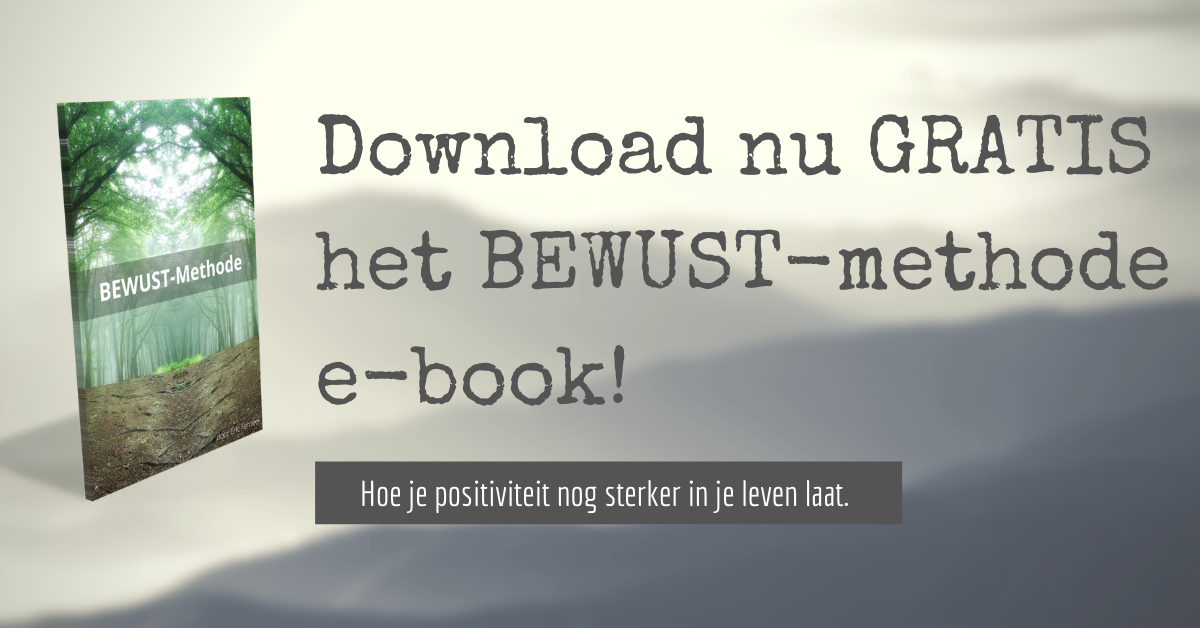 Download GRATIS het e-book de BEWUST-methode
